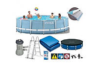 Intex 28728, каркасный бассейн Prism Frame Pool