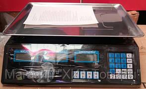 Весы торговые ACS 50KG Matrix 410 , фото 3
