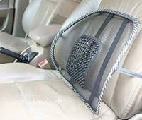 Упор для спины c массажером (для авто и офисного кресла)