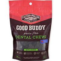 Castor and Pollux, Good Buddy, игрушки для здоровья зубов, мини косточки, для собак, 28 косточек