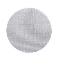 Круг шлифовальный сетка Smirdex 750 Net абразивный, для сухой шлифовки, диаметр 150мм, P=500