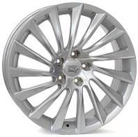 WSP-Italy W256 Giulietta silver polished (R18 W7.5 PCD5x110 ET41 DIA65.1)