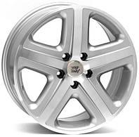 WSP-Italy W440 Albanella silver (R18 W8 PCD5x120 ET45 DIA65.1)