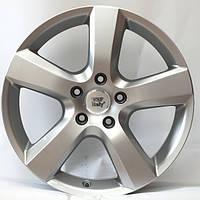 WSP-Italy W451 Dhaka silver (R18 W8 PCD5x120 ET50 DIA65.1)