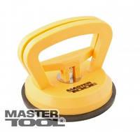MASTERTOOL  Держатель вакуумный для стекла одинарный 40 кг
