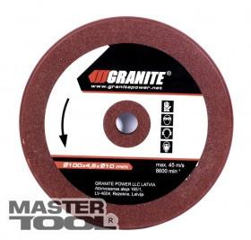 MASTERTOOL  Точильный камень , Арт.: ТК-100*10*3,2-ТЦ