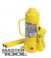 MASTERTOOL  Домкрат гидравлический бутылочный 10 т , 460 мм, Арт.: 86-0100