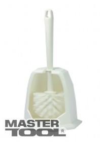 Господар  Ерш туалетный с подставкой белый, Арт.: 92-0695