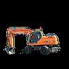 Колесные экскаваторы Doosan DX210W