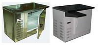 Прилавки холодильные среднетемпературные с охлаждаемым столом