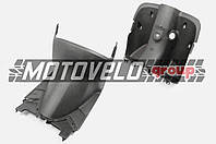 Пластик Honda DIO AF34/35 передний (бардачок) KOMATCU