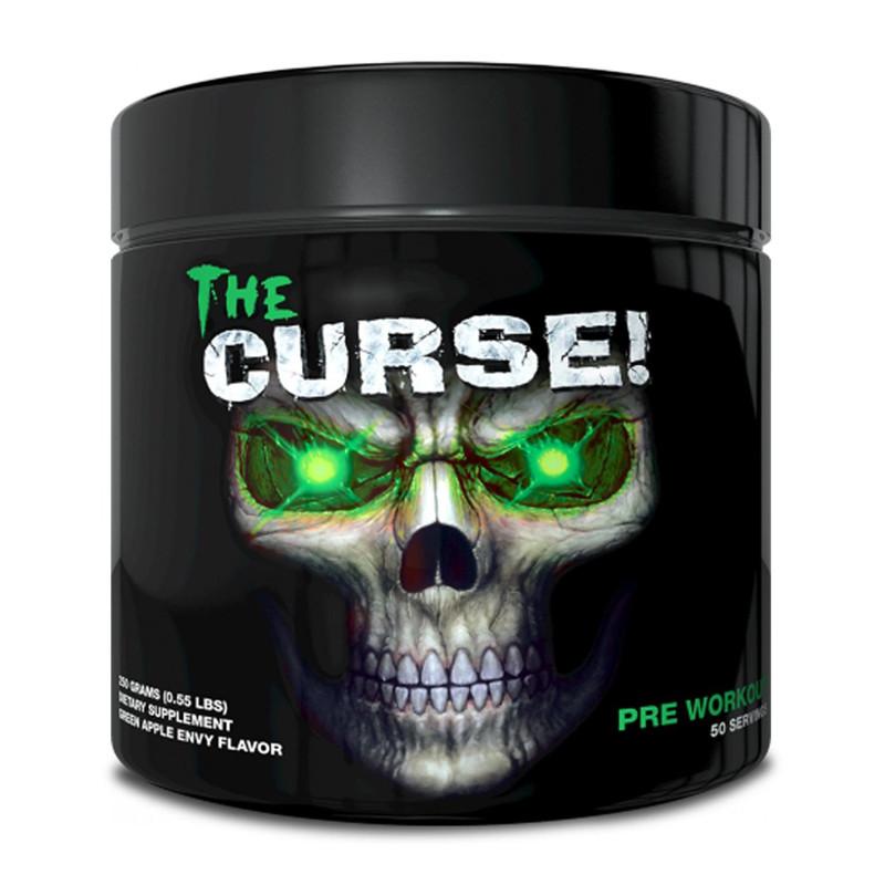 Предтренировочный комплекс The Curse от Cobra Labs (50 порций)