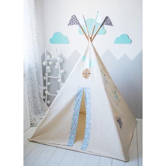 Детский вигвам «Сказочный лес»