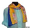 Весенний шифоновый шарф Кармен (код: 38102)