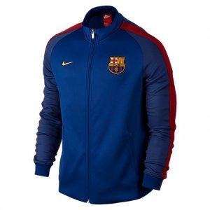 Мужская олимпийка Nike FC Barcelona Authentic N98 (777269 421)