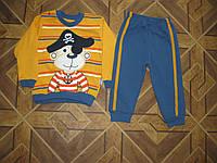 Детский костюм Пират для мальчика 80, 92,98  см  Турция хлопок