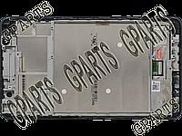 Модуль (тачскрин + экран в сборе) для планшета Asus K01F K01N Fonepad 7 FE171CG, 7'', (), белый с ра