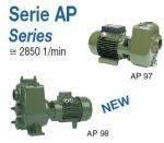 Самовсасывающие электронасосы для  грязных вод SAER  AР97,AP98