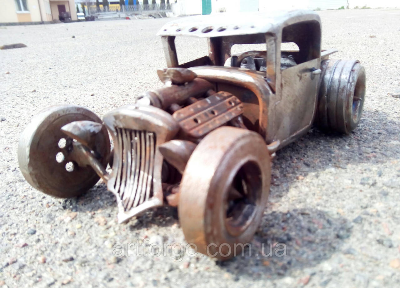 Модель Хот Род. Hot Rod Old School