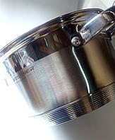 Набор посуды Vissner VS 12100 (6 кастрюль) , фото 1