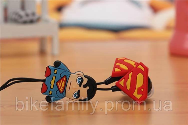 Наушники Супер Герой