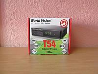 World Vision T54 цифровой эфирный тюнер Т2 , фото 1