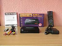 World Vision T59 цифровой эфирный тюнер Т2 , фото 1