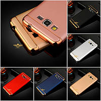 """Samsung G530 GRAND PRIME Оригинальный чехол корпус бампер защита 360* SOFT TOUCH для телефона """"NOXON"""""""