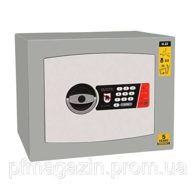 Цена снижена !!! Распродажа взломостойких сейфов HG.22.E !!! Бесплатная доставка !!!