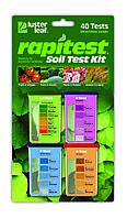 Набор тестов для почвы Luster Leaf Rapitest 1601