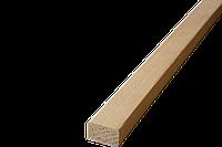 Трапіковая рейка Вільха 25*35*1000-1400мм