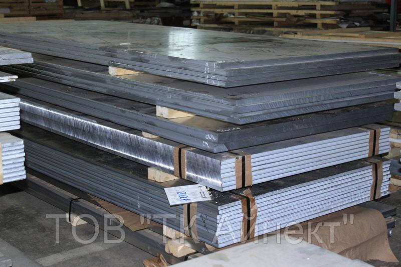 Лист алюминиевый 5х1500х3000 Д16Т дюраль.