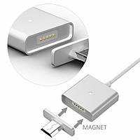 Магнитный кабель USB - micro USB для зарядки