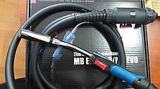 Сварочная горелка MB 36 EVO PRO (3 метровая)-KZ ( евроразъем) Abicor Binzel, фото 3