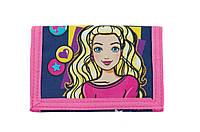 Детский кошелек Barbie jeans 531430 ТМ 1 Вересня
