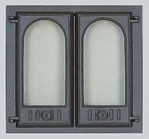 Каминная дверца 2-х створчатая SVT 400