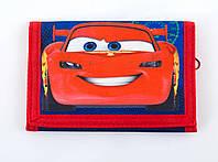 Детский кошелек Cars ТМ 1 Вересня