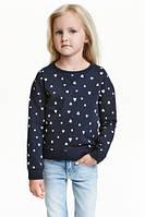 Детская кофта для девочки H&M р.122-140 (арт.87009)