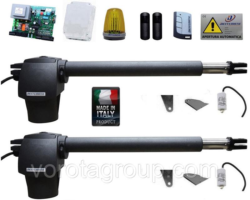 Автоматика для распашных ворот Genius G-Flash Kit mini