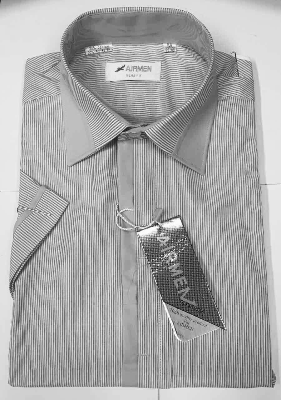 Рубашка мужская короткий рукав Airmen