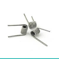 Fused clapton coil бак дрипка (2 жилы)