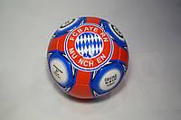 Мяч футбольный Гриппи-5 BAYERN Бавария Мюнхен красно-синий