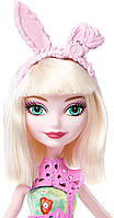 Банни Бланк лучница, кукла из серии Эвер Афтер Хай стрельба из лука , Ever After High Archery Bunny