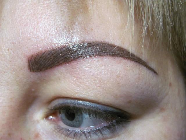 Перманентный макияж разных зон 2