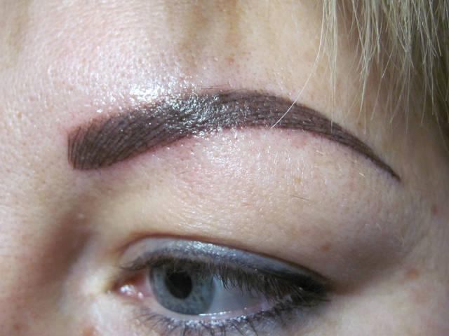 Перманентный макияж разных зон 4