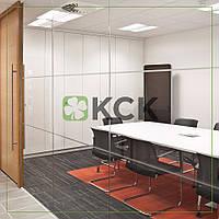 Стеклянные перегородки для офисных и торговых помещений