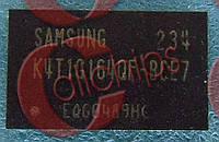 Память DDR2 Samsung K4T1G164QF-BCE7 BGA