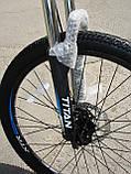 """Підлітковий велосипед Titan Scorpion 24"""" 2017, фото 2"""