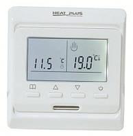 Heat Plus M6.716 white программатор теплого пола (белый)