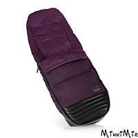 Чехол для ног Priam Footmuff / Mystic Pink-purple, Сливовый